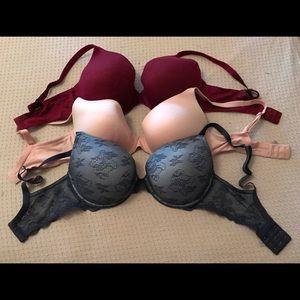 Victoria Secret Bras - Size 34DD